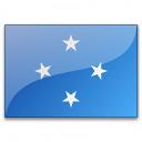 Flag Micronesia Icon 128x128