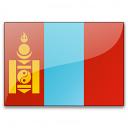 Flag Mongolia Icon 128x128