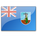 Flag Montserrat Icon 128x128