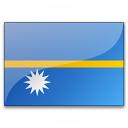 Flag Nauru Icon 128x128