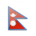 Flag Nepal Icon 128x128