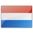 Flag Netherlands Icon 128x128