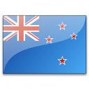 Flag New Zealand Icon 128x128