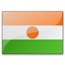 Flag Niger Icon 128x128