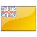 Flag Niue Icon 128x128