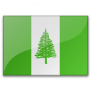 Flag Norfolk Island Icon 128x128