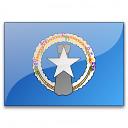 Flag Northern Mariana Islands Icon 128x128