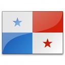 Flag Panama Icon 128x128