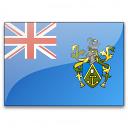 Flag Pitcairn Islands Icon 128x128