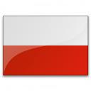 Flag Poland Icon 128x128
