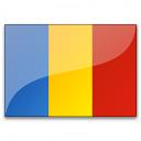 Flag Romania Icon 128x128