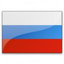 Flag Russia Icon 128x128
