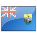 Flag Saint Helena Icon 128x128