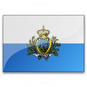Flag San Marino Icon 128x128