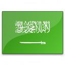 Flag Saudi Arabia Icon 128x128