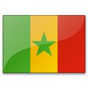 Flag Senegal Icon 128x128