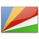 Flag Seychelles Icon 128x128