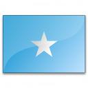 Flag Somalia Icon 128x128