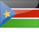 Flag South Sudan Icon 128x128