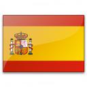 Flag Spain Icon 128x128