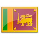 Flag Sri Lanka Icon 128x128