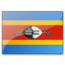 Flag Swaziland Icon 128x128