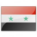 Flag Syria Icon 128x128