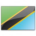 Flag Tanzania Icon 128x128