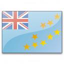 Flag Tuvalu Icon 128x128