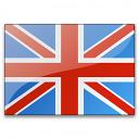 Flag United Kingdom Icon 128x128