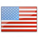 Flag Usa Icon 128x128