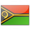 Flag Vanuatu Icon 128x128