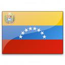 Flag Venezuela Icon 128x128