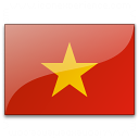 Flag Vietnam Icon 128x128