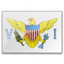 Flag Virgin Islands Icon 128x128