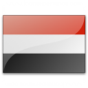 Flag Yemen Icon 128x128