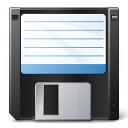Floppy Disk Icon 128x128