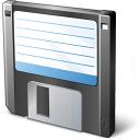Floppy Disk 2 Icon 128x128