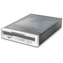 Floppy Drive Icon 128x128