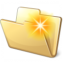 Folder New Icon 128x128