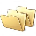 Folders Icon 128x128