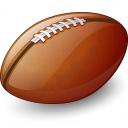 Football Icon 128x128