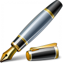 Fountain Pen Icon 128x128