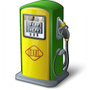 Fuel Dispenser Icon 128x128