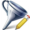 Funnel Edit Icon 128x128