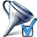 Funnel Preferences Icon 128x128