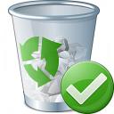 Garbage Ok Icon 128x128