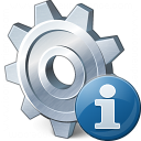 Gear Information Icon 128x128