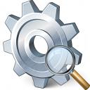Gear View Icon 128x128