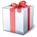 Gift Icon 128x128